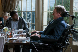'the upside' film review: kevin hart is a prop for bryan cranston's growth in treacly remake