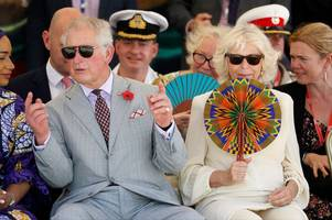 clarence house's response to request for comment on prince charles and camilla divorce rumours