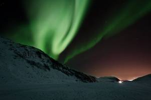 fly from cornwall to see the northern lights in one-night only special event