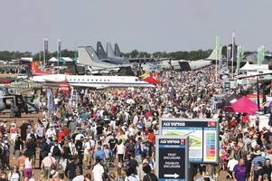 fairford air tattoo launches new business club for 2019
