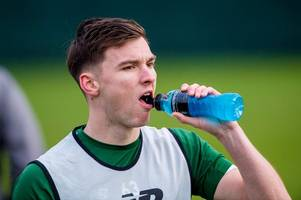 celtic fear kieran tierney may need hip operation as brendan rodgers provides update