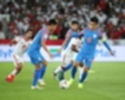 afc asian cup 2019: jeje lalpekhlua - india deserved to win against uae