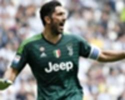 buffon: i'm one of the best pieces of business in juventus history