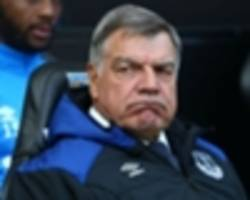 vlasic: everton's football under allardyce was awful - if you can even call it football!