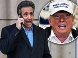 former trump fixer michael cohen will testify in public congressional hearing