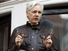 legal aid fund is launched for 'under threat' julian assange