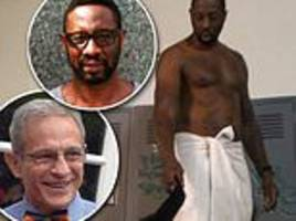 pictured: former gay porn star and second black man to die in apartment of democrat donor ed buck