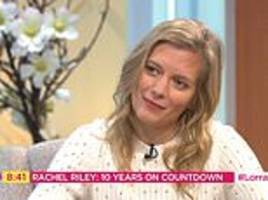 rachel riley countdown on lorraine thanking fans for support on anti-semitism twitter row