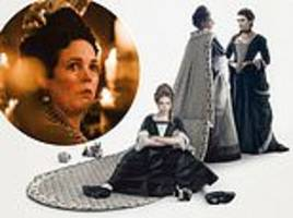 The Favourite is tipped to win Olivia Colman an Oscar but will Queen Anne's reputation recover?