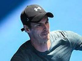 andy murray drawn against roberto bautista agut in first round of the australian open