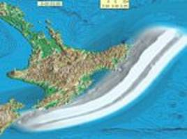 'megathrust' earthquake could strike at any time, triggering tsunami potentially levelling cities