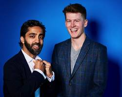 an ex-morgan stanley banker and a 25-year-old engineer created the first global matchmaking app for muslims, and it's about to hit one million users