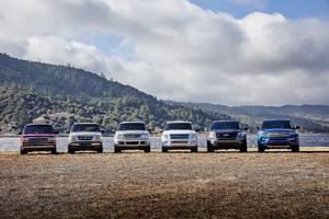 Ford just revealed its all-new Explorer SUV, and it's the automaker's most important new vehicle since the redesigned F-150 pickup truck (F)