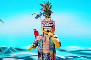 fox's 'masked singer' reveals second celebrity masked singer: and the pineapple is… (video)