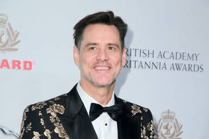 jim carrey finds something to celebrate with new anti-trump artwork