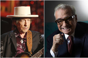 martin scorsese plans bob dylan documentary 'rolling thunder revue' for netflix