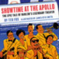 the 'epic tale' of the legendary apollo theater, told in graphic novel form