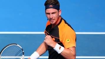 cameron norrie reaches auckland semi-finals with win over taylor fritz