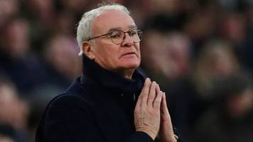 fulham: claudio ranieri says his side need to sign 'a leader' to avoid relegation