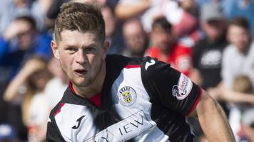 dundee united: cammy smith signs from st mirren