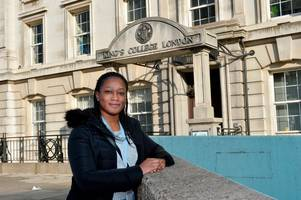 Aspiring nurse from Nottingham is studying in London after scooping prestigious £9,000 award