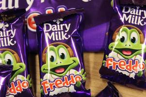 cadbury has just made a massive change to its iconic freddo bars