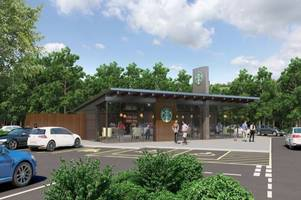starbucks drive thru approved despite fears of car park 'hell'