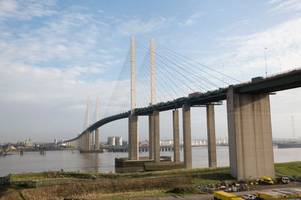 drivers say the dartford crossing is owned by the french but this is the truth