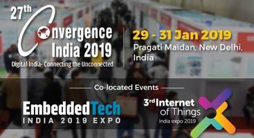 shri suresh prabhu, hon'ble minister of commerce & industry and civil aviation to inaugurate convergence india 2019 expo