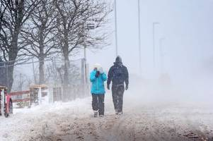 is the 'beast from the east' making a return to the uk in january?
