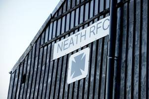 neath rugby club deducted points and fined for failing to fulfil premiership and wru cup fixtures
