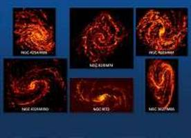 nrao identifies 100,000 star factories in 74 galaxies across the universe