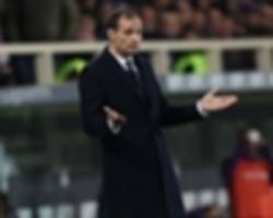 big speeches instead of taking action – allegri not expecting elimination of racism in italian football