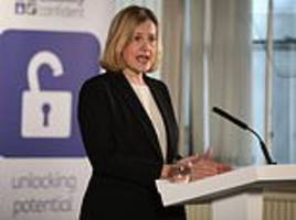 rudd hints at end to benefit freeze as she unveils universal credit reforms