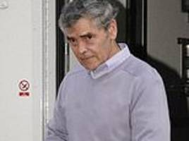 serial killer peter tobin, 72, 'is too frail to leave his cell after being struck down by cancer'