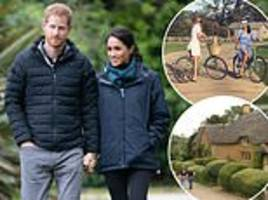welcome to harry and meghan's other royal love nest