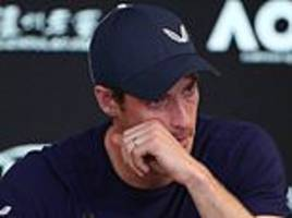 andy murray reveals the cruel moment in miami when he knew it was over