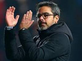 David Wagner not worried about the sack despite Huddersfield sitting bottom of Premier League