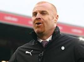 saracens hoping to benefit from 'outstanding' sean dyche talk