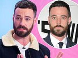 sean ward contemplated suicide during battle with depression