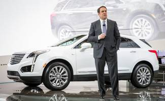 gm is defying naysayers with a bullish 2019 outlook, plans to take on tesla with cadillac (gm)