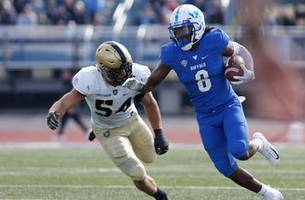 buffalo wr k.j. osborn intends to transfer to miami