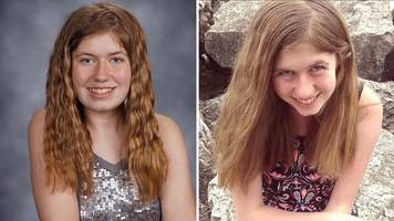 Jayme Closs: Missing girl lauded for 'courageous' escape
