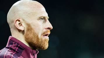 james collins: ipswich town sign former west ham defender