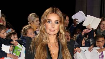 louise redknapp pulls out of musical after fall