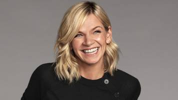 zoe ball: i'm such a different person to my radio 1 days
