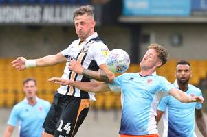 'it was hard to take' - scott quigley on time at port vale