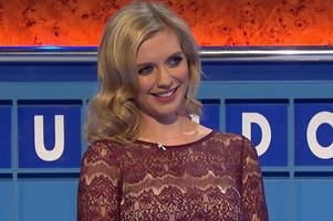 rachel riley shares the rudest words she's ever had to spell out on countdown