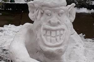a beastly six days of snow: all you need to know as chance of white stuff in gloucestershire hits 50%