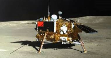Here's a 360 Degree Lunar Panorama Taken by China's Moon Lander